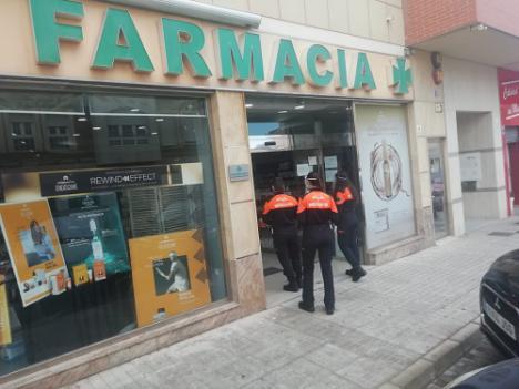 El Ayuntamiento de El Ejido atiende ya medio centenar de personas en sus tareas por el confinamiento