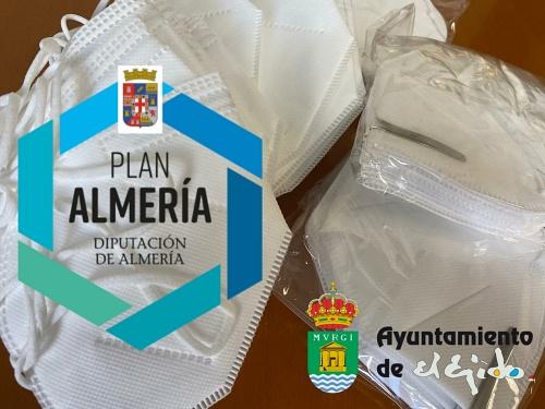 El Ayuntamiento de El Ejido invierte 20.000 euros del programa CERCA en la crisis sanitaria