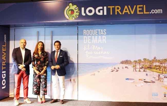 Roquetas de Mar se promociona en la Ciudad de la Imagen de Madrid