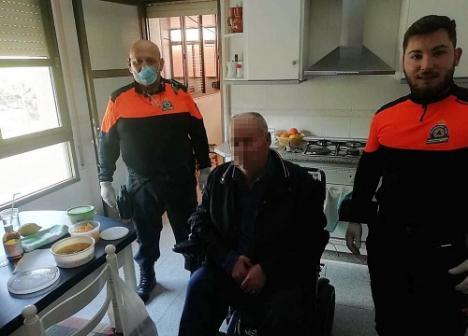 Así trabaja Protección Civil en El Ejido en el Estado de Alarma