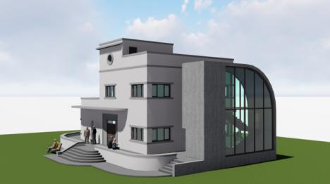 Tres empresas optan a transformar el antiguo edificio de Protección Civil en Centro Social