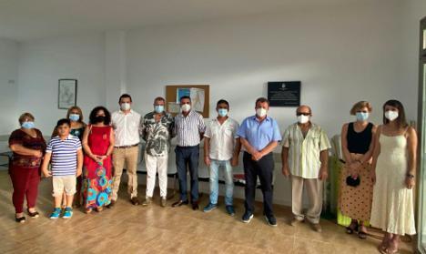 El Ayuntamiento de Pulpí moderniza el Centro Social de Pozo Higuera