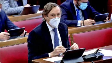 El PP arranca en el Senado un plan estratégico en Carboneras por el cierre de la central térmica