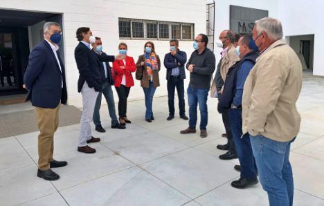 El PP instará al Gobierno en el Senado a pagar su parte de la ampliación del Museo Pérez Siquier
