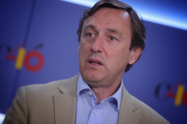 Hernando pide la comparecencia de Ábalos en el Senado sobre el AVE a Almería
