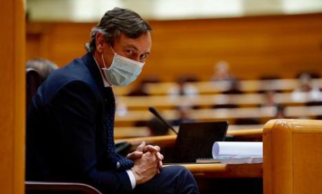 El PP insiste en el Senado en las enmiendas a los PGE beneficiosas para Almería