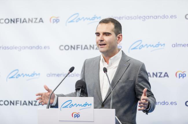 Ramón quiere hacer de Almería un referente nacional en inclusión