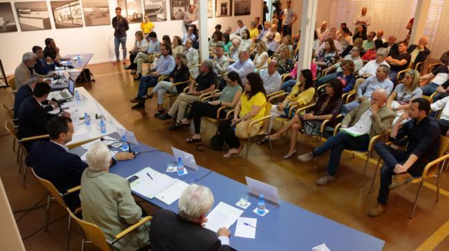 """Ramón defiende un modelo de ciudad """"orientado a los nuevos retos"""""""