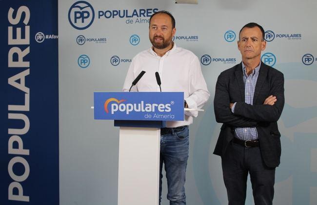 El presupuesto de la Junta crece en Almería en Sanidad un 12,3% y en Dependencia un 10,7%