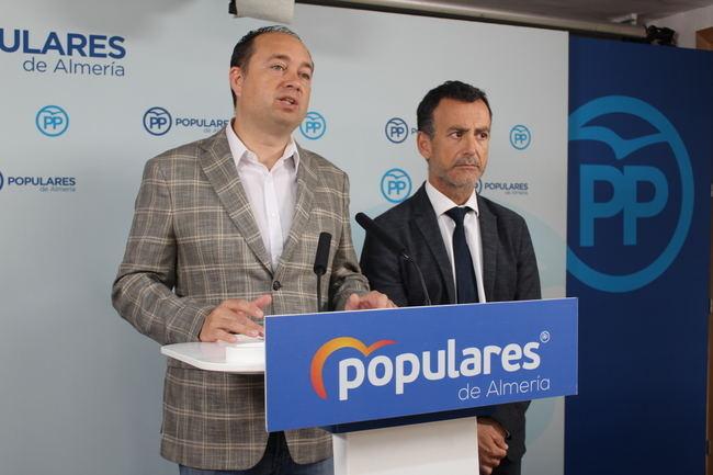El PP defiende los beneficios de los presupuestos aprobados en la Junta