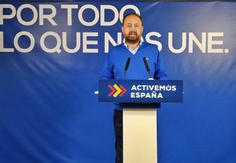 """Herrera: """"Díaz ha emprendido un tour por Andalucía en beneficio propio"""""""