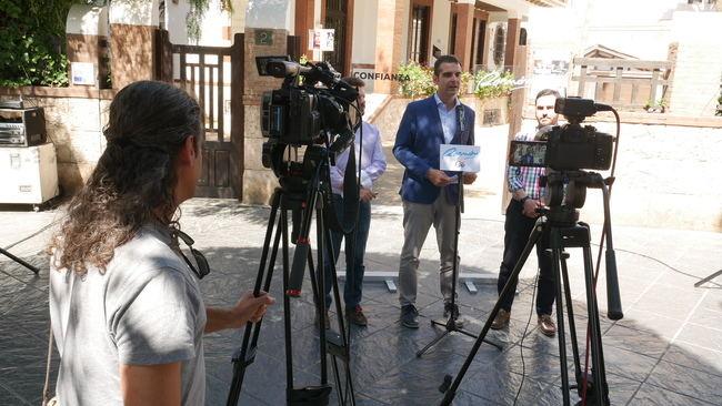 La Ciudad de la Cultura, la segunda fase de Doña Pakyta y la musealización del Mesón Gitano, propuestas de Ramón