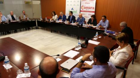 Ramón anuncia la creación de un Centro de Atracción de Inversiones