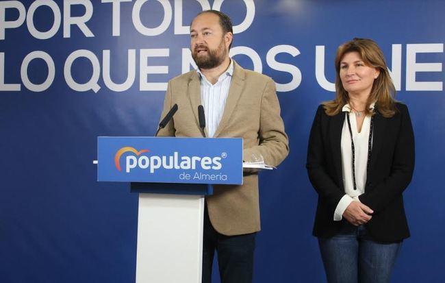 PP y Cs califican de política la intervención de las cuentas de la Junta por el Gobierno del PSOE