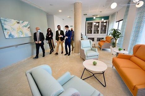 Emera abre una residencia para 154 mayores en Almería
