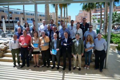 El PP presenta un proyecto para consolidar el sector turístico en Roquetas