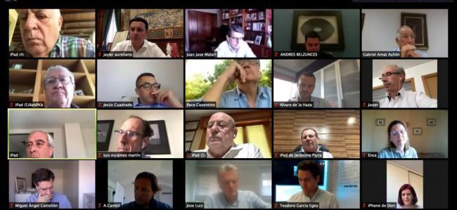 El PP escucha las demandas del sector empresarial almeriense