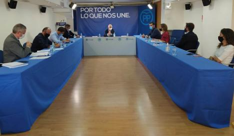 El PP reclama al Gobierno Sánchez un protocolo #COVID19 para las pateras