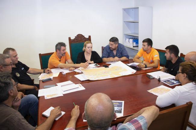 El Ayuntamiento de Níjar organiza la coordinación de las actividades culturales dela semana