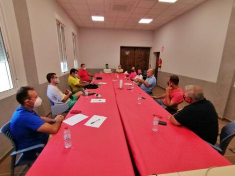 COAG Almería exige a la Junta que asegure el cumplimiento de la Concesión de agua en El Bobar
