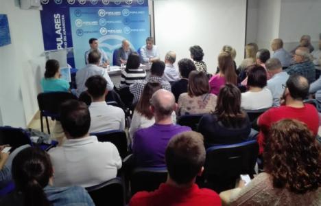 """Gabriel Amat: """"El Partido Popular sale a ganar las próximas elecciones autonómicas"""""""