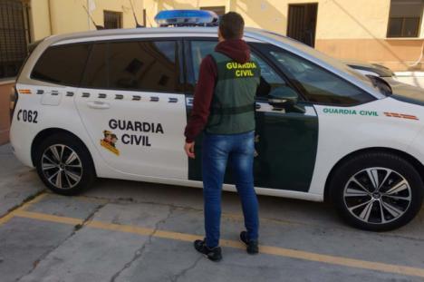 Cuatro menores detenidos por asaltar a otros dos en Roquetas