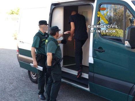 Detenido cuatro meses después de asaltar a un repartidor de pizzas