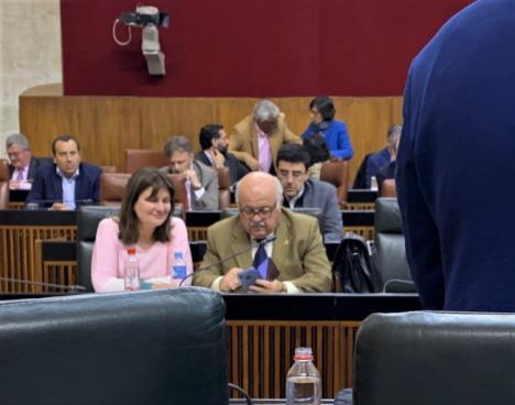"""Espinosa: """"Con el PP la sanidad pediátrica en Almería ya ha mejorado"""""""
