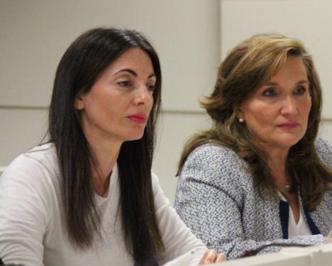 Soto dice a la ministra Valerio que gobierna con los presupuestos del PP