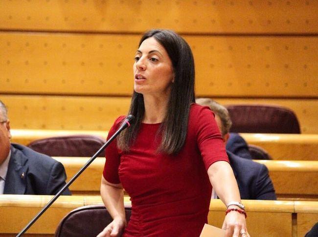 Soto reta en el Senado al PSOE a derogar la reforma laboral