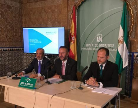 Redexis Gas invierte dos millones de euros en la ampliación de la red de gas natural en Vera