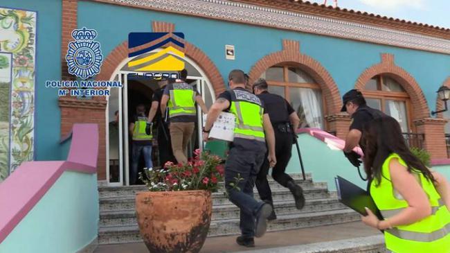Desmantelan una red que traficaba con personas y sustraía menores de un centro de protección de Almería