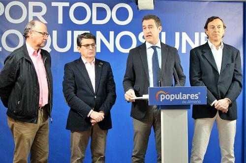 El PP reclama 'datos concretos' del ritmo de las obras del AVE