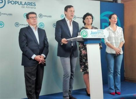 El PP exige al Gobierno que garantice con los PGE 2019 la llegada del AVE en 2023