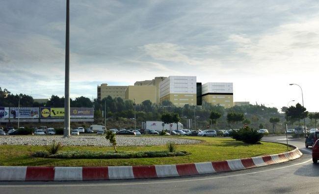 Así quedará el nuevo Edificio de Consultas Externas del Complejo Hospitalario Torrecárdenas