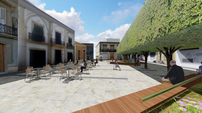 El Ayuntamiento licita las obras de la Plaza Careaga y su entorno