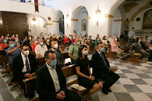 Diputación y Obispado restauran la Iglesia de Lúcar