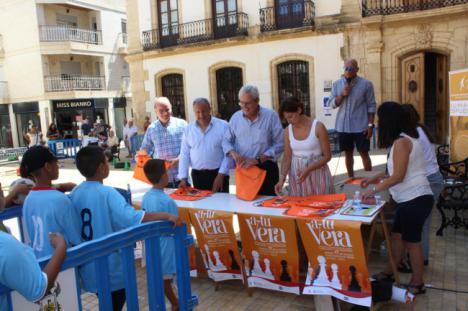 El Ayuntamiento de Vera celebra una jornada contra el racismo y la xenofobia