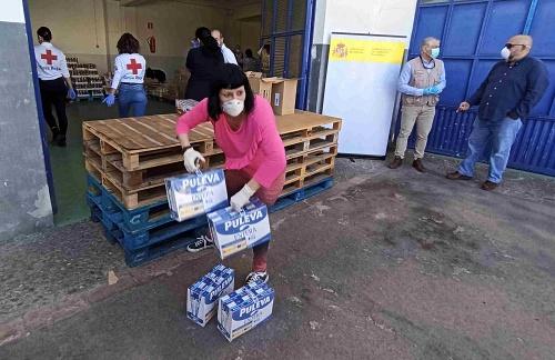 47.296 almerienses serán beneficiarios del Programa de Ayuda Alimentaria 2020