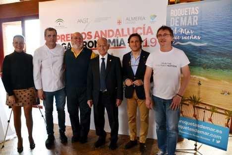 Encuentro de la Academia Andaluza de Gastronomía en Playa Serana