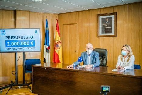 El Ayuntamiento de Roquetas concede los 2 millones del Plan Impulsa a 465 pymes