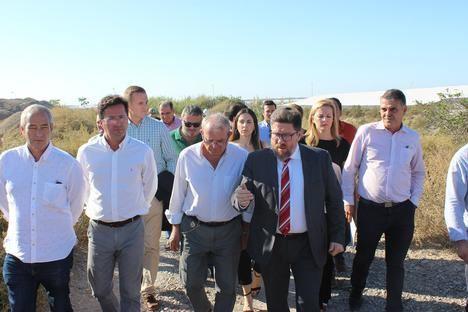 La Junta invierte seis millones de euros en retirar residuos plásticos de invernaderos