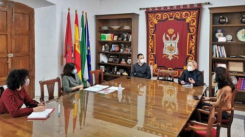 Ayuntamiento de Vera y Cruz Roja firmarán un convenio