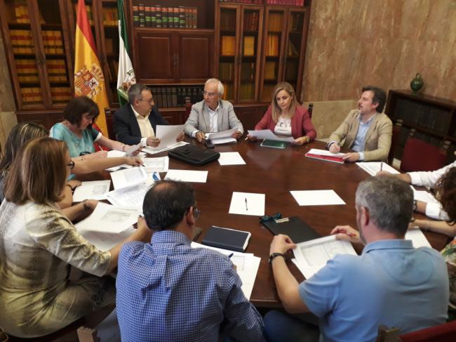 La Comisión Provincial del PFEA aprueba 131 proyectos en 78 municipios