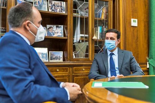Diputación y Junta Colaboran en favor de las personas más vulnerables