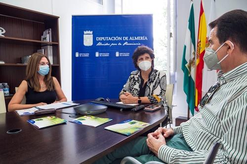 Diputación y los CADE impulsan el proyecto 'Empleo joven contra la despoblación'