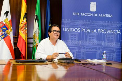 'Sabores Almería' estudia con otras diputaciones su promoción nacional e internacional