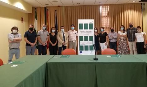 La Junta prepara un nuevo programa de inserción para personas en exclusión