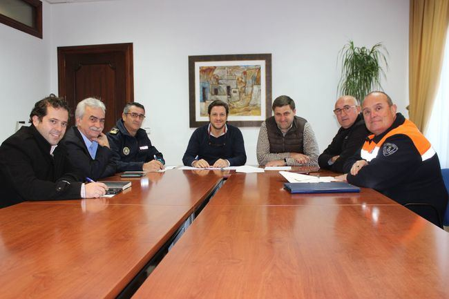El alcalde de Roquetas invita a disfrutar de Las Moragas