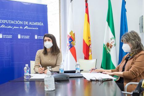 Diputación se reúne con la FAAM para intensificar su colaboración